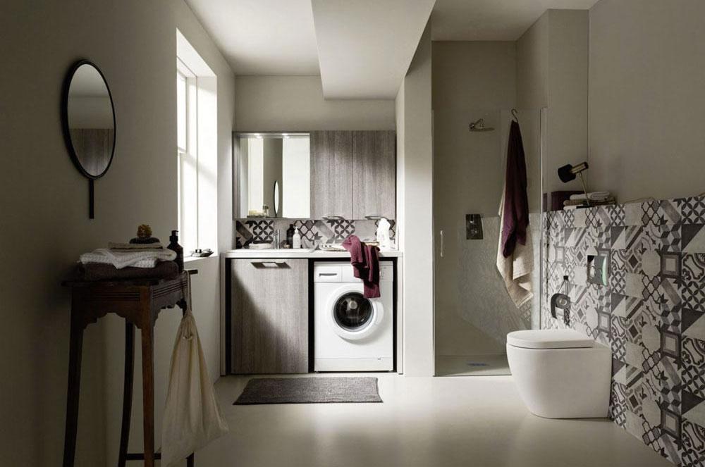 Mobili arredo bagno per lavanderia quadrarco